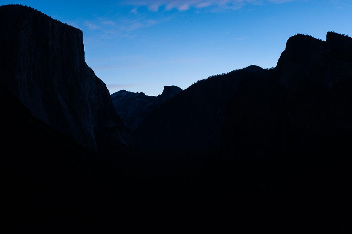 Yosemite-Dawn